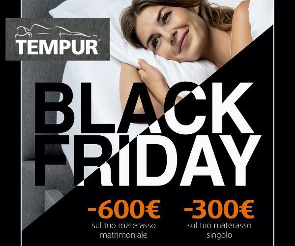 Tempur Black Friday